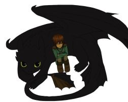 How to train your dragon by Detkef