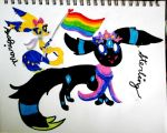 Fly the Flags High by SterlingTheUmbreon