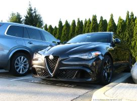Giulia QF by S-Amadeaus