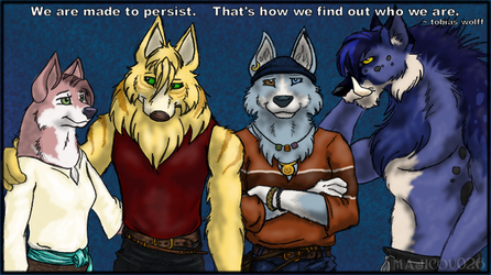 Wolf Group by Vhendi