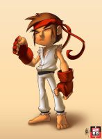 ryu colors by zeoarts