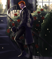 {TPD} Night At the Savoy by Fawnlen