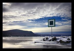 Winter on the Bay by tfavretto