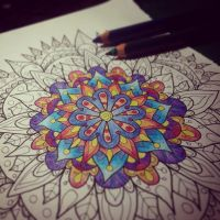 WIP Colouring by WelshPixie