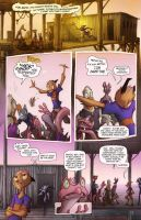 Dreamkeepers Saga page 391 by Dreamkeepers