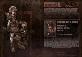 The Revival: Shortcake Card by MurderousAutomaton