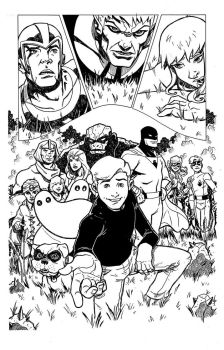 Future Quest Try Out pg 03 by johnraygun