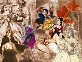 Beauty and the Beast by Ciro1984