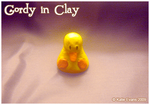 Gordy in Clay by Pockaru