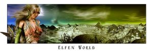 Elfen World by goor