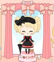 My Lolita dress by Shioon