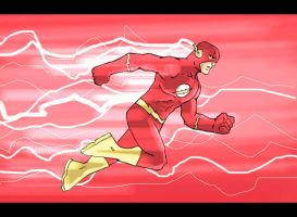 The Flash by jdcunard