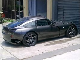 2006 TVR Sagaris by TricoloreOne77