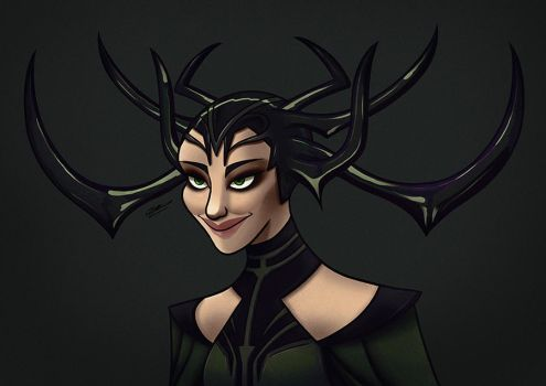 HELA by GrievousGeneral