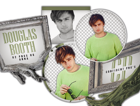 Png Pack 572 //  Douglas Booth by confidentpngs