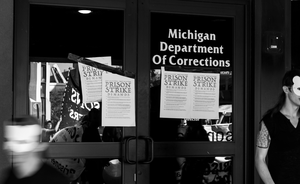 Department of Corrections by AaronMk