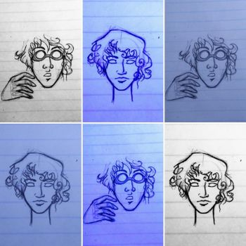 Faces by THEEPICARTIST8