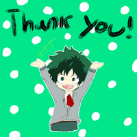 Thank You! by Rizu-arts