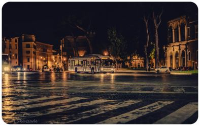 One Night in Rome by Lukaszade