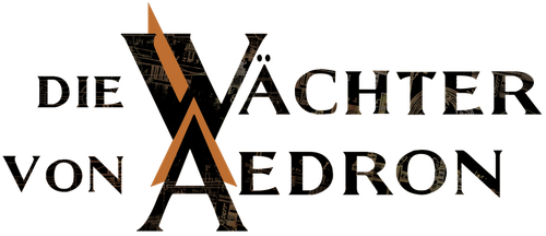 Wardens of Aedron Logo by Indrome