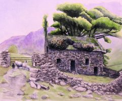 Stone House by mbeckett