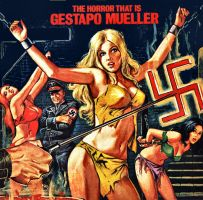 Gestapo Mueller by peterpulp