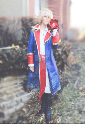 The Little Prince Cosplay by XSugarPopX