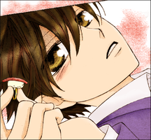 Haruhi- Contemplation by SkyeWall