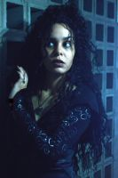 They will never catch me ~Bellatrix cosplay by FLovett