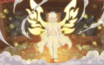 Zeref Dragneel - Fairy Heart Mode by Advance996