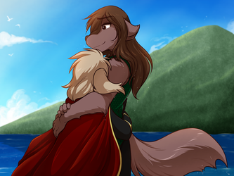 Embrace by Twokinds