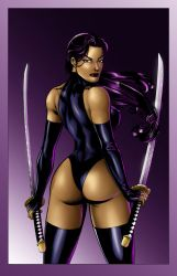 Psylocke by Justice41 by rkw0021