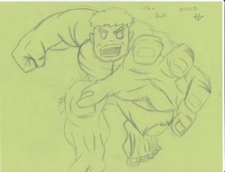 The Hulk....... Again!!!!!!!!!!!!! by Nellybelly145