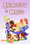 Mlp Aim   Cover By Littaly-d8hx3el.png by adgerellipone
