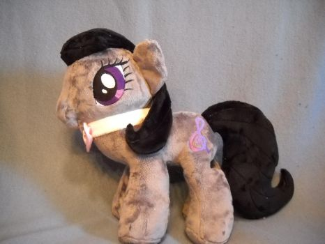 Octavia plushie by MillerMadeMares