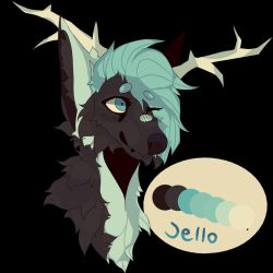 {Oc Not mine} Jello is a Fellow by Daddyveis