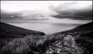 Down to the Irish sea by younghappy