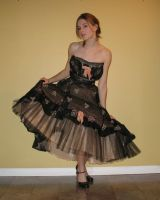 Vintage Dress 16 by magickstock