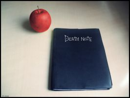 Death Note by winter-kid