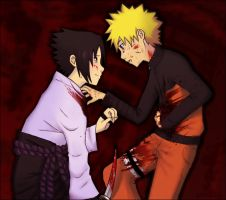 Naruto: When The World Stopped by kailkuma