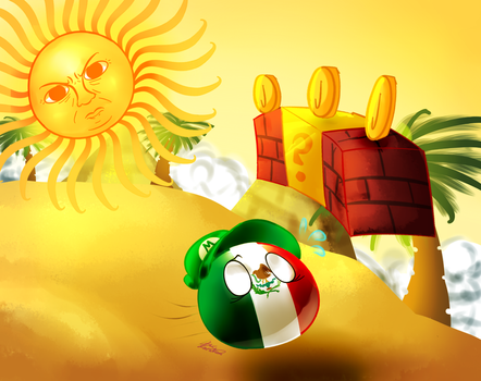 [OLD 2014] Super Mexico Bros by LeoLevahn