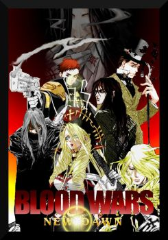 Blood Wars: New Dawn (cover) by MlleRevenant