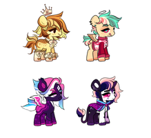 Fine Adopts closed by Pegalsus