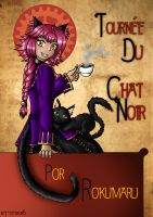 Le Chat Noir by Rokumaru