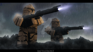 Battlefront (Remastered) by Asasthenes