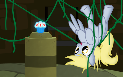 MLP#7 Daring Derpy and the Crystal Muffin by SymbianL