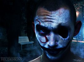 The Stalker in Your Dreams by ts95studios