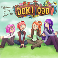 Doki Doki Pretty Odd by Chocoreaper