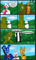 Spring-trapped #8 - Harmful to Minors by RuneVix