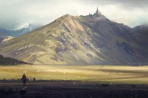 Up there by jamajurabaev